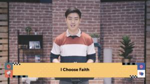 Sermon cover of I Choose Faith